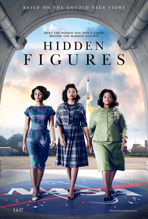 Why My Daughter and I Will See HIDDEN FIGURES Together!