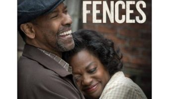 Fences (DVD /Blu-Ray) Review & Giveaway