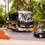 Golf Cart Renting at Disney's Fort Wilderness