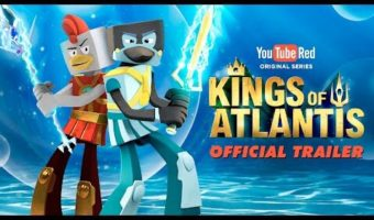 Kings of Atlantis on YouTube Red