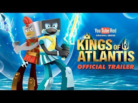 Kings of Atlantis on YouTube Red