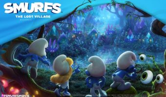 """My """"Smurfy"""" Review of Smurfs: The Lost Village"""