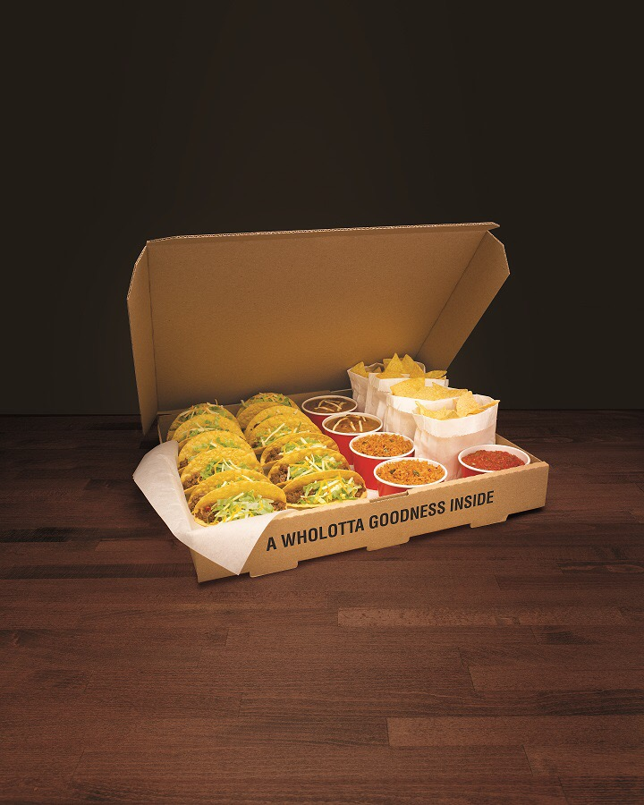 That's A Wholotta of A Feast For $10 at Taco Bueno! *Giveaway*