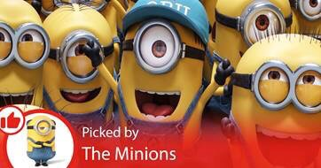 #ReadAlong with YouTube Kids, Universal's The Minions and More!