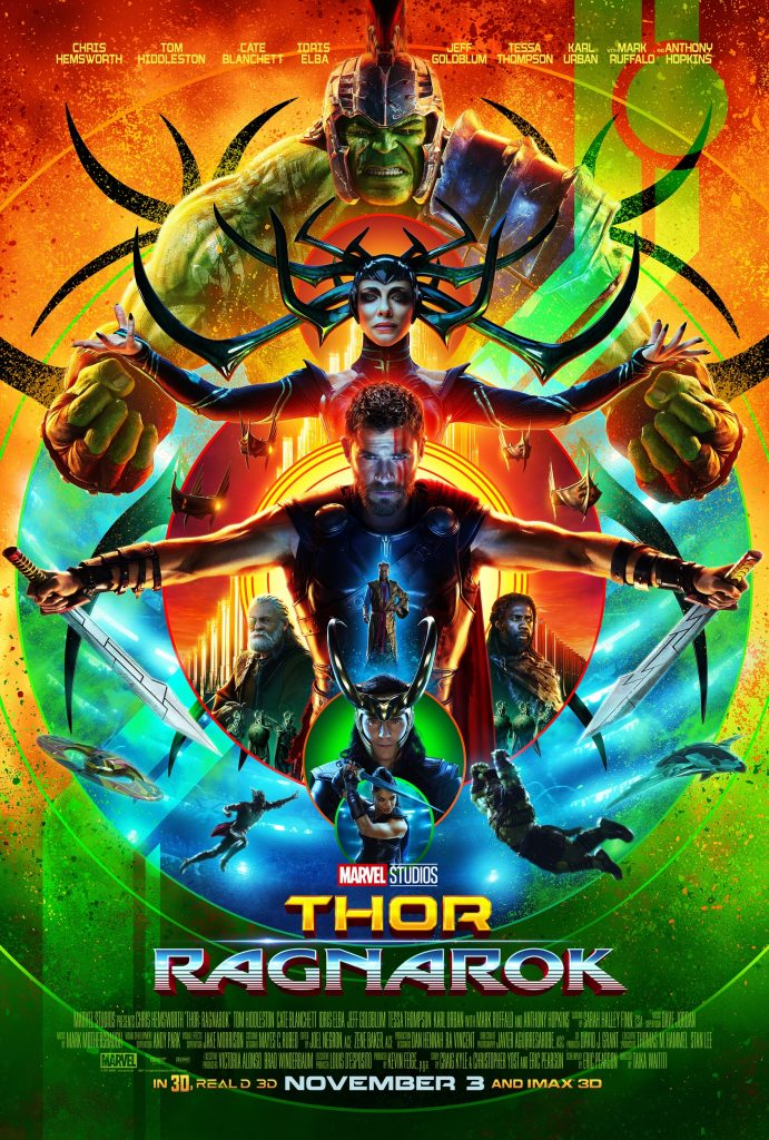 The Reasons I Think You Should See Thor: Ragnarok in Theatres.