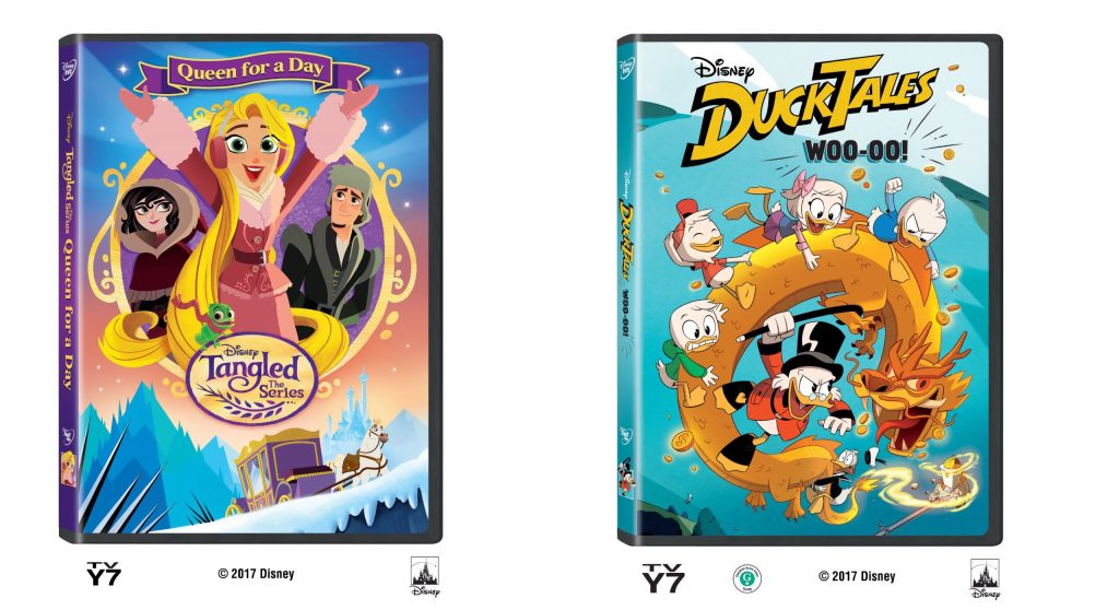 Double Disney DVD Giveaway!