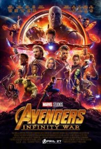You See It? Marvel Studios'AVENGERS: INFINITY WAR Trailer!!