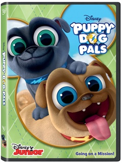 PUPPY DOG PALS Blu-ray Giveaway!! (3 Winners)