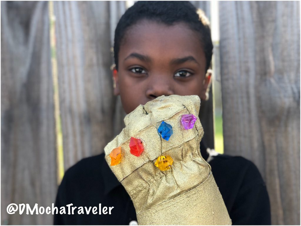 Reasons to see Avengers: Infinity War (No Spoilers) and A Thanos (Inspired) DIY!