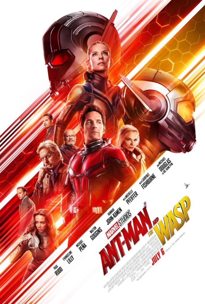 Marvel Studios: Ant-Man and The Wasp Trailer!