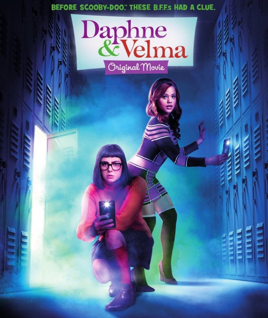 Daphne and Velma Blu-ray DVD Giveaway