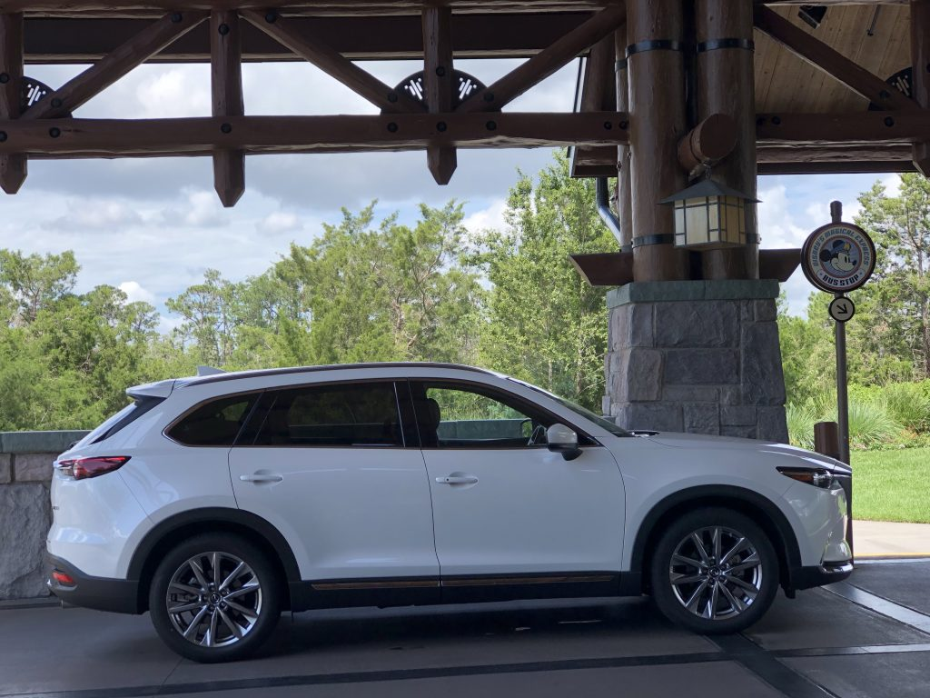 The Mazda CX-9 and New Explorations in Orlando, Florida!