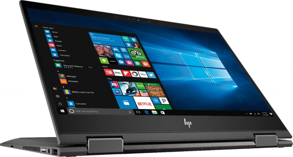 HP Envy x360 Laptops, Back-To-School and Best Buy!