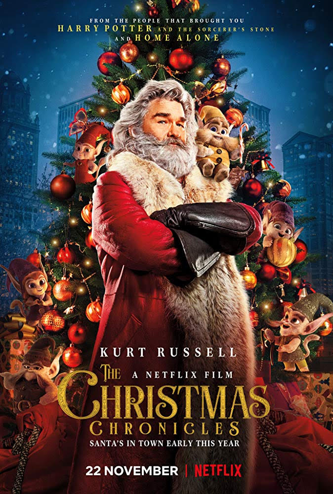 Getting In The Christmas Spirit With Netflix & The Christmas Chronicles November 22!