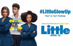 """Little"" and The #LittleGlowUp Challenge Giveaway!"