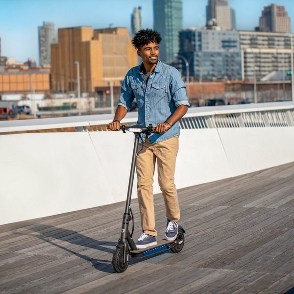 Back To School Time With The Jestson Quest Electric Scooter!