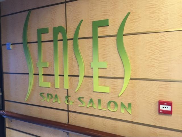 My Senses Spa & Salon Experience on the Disney Fantasy!