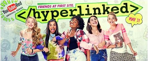 The New Disney Digital Network Presents Youtube Red's Hyperlinked