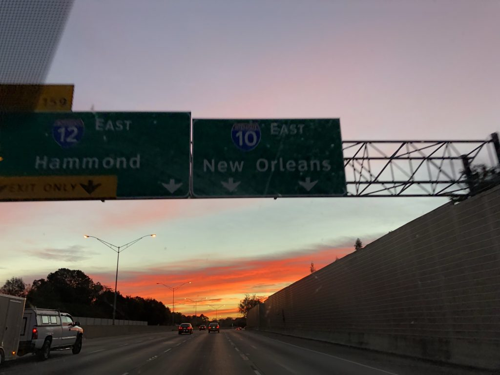 Pre-Thanksgiving Getaway to New Orleans, LA!