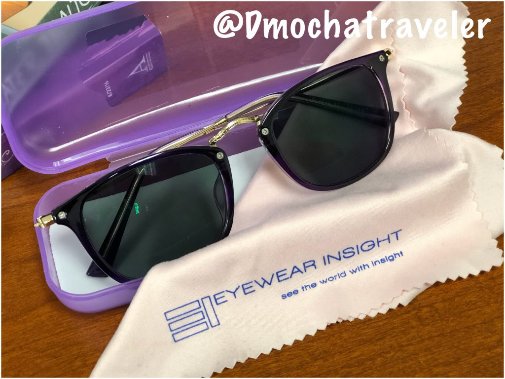 Preparation for Summer Travel With The Right Sunglasses!